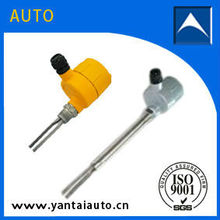 tuning fork level switch with high sensitivity