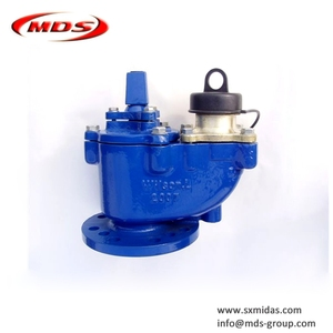 BS750 underground ductile cast iron fire hydrant for sale