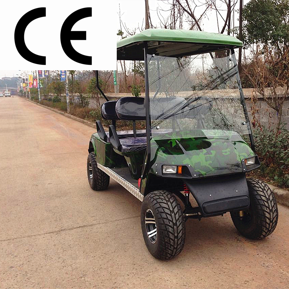 china hot sale electric buggy , off road golf cart