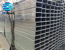 37*77 40*60 40*80 50*100 hollow section ASTM A500 galvanized gi square steel pipe