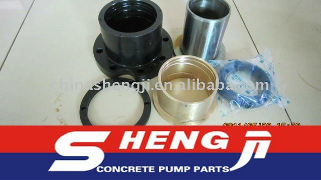 PM concrete pump spare parts--rotary actuator/oscillating oil cylinder