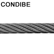 Condibe sus 304 stainless steel wire,1mm stainless steel wire rope