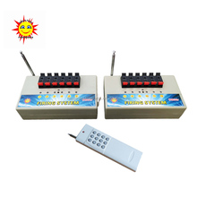200M remote control happiness consumer fireworks firing system(DBR04-X6/12)