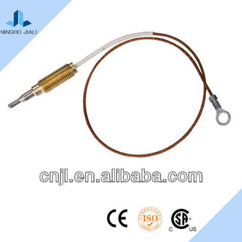 thermocouple use for gas fireplace