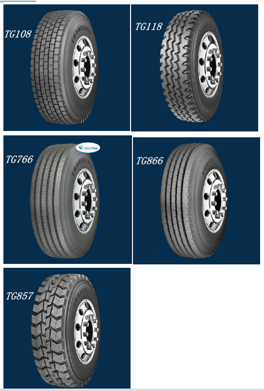 truck tire 295/75r22.5 drive tires with DOT certification in United States market