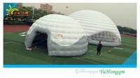 giant inflatable dome tent for exhibition, wedding, party