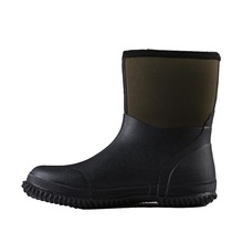 shoes supplier latest design women rain boots rubber , safety shoes china half rubber boots shoes