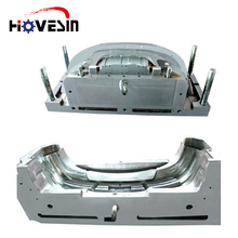 OEM Service customized high quality auto spare parts china mold making plastic injection mould for car bumper