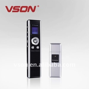 Wireless Presenter with Laser Pointer 2.4GHz PowerPoint PPT Presentation Presenter Mouse Remote Control Laser Pointer