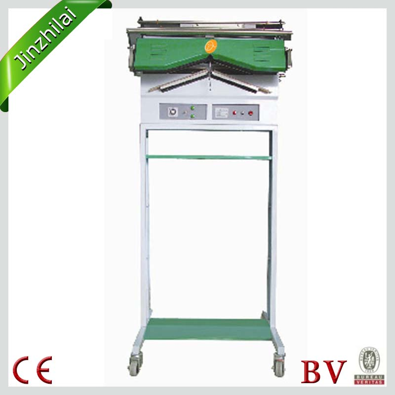 JZL China professional vertical packer for cloth PACKING MACHINE