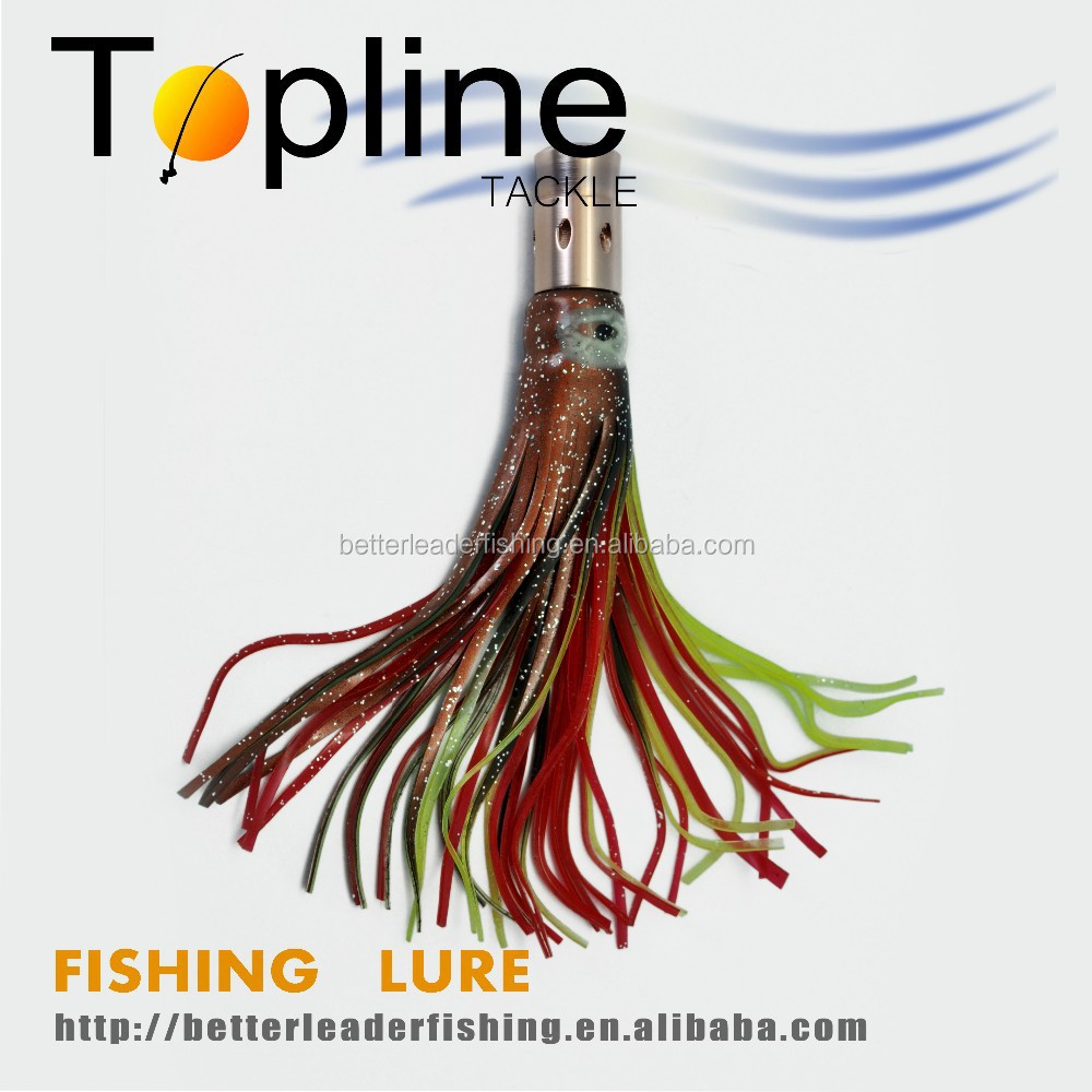 high quality chinese octopus fishing lure