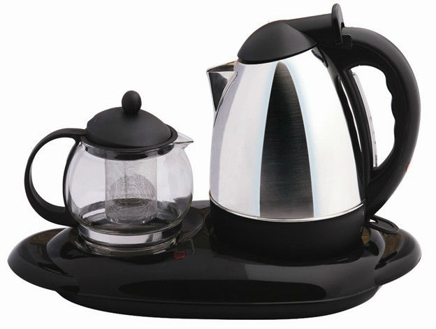 1.2L electric kettle with S/S material with teapot/mini Cordless electric kettle 1.2L
