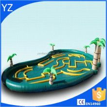 Inflatable Golf Game For Comercial
