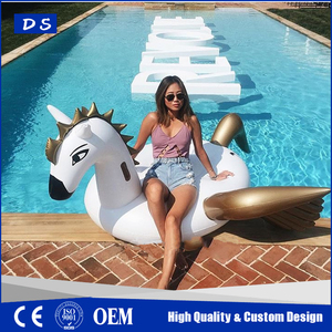 Giant Inflatable Pegasus Pool Float for adults and children