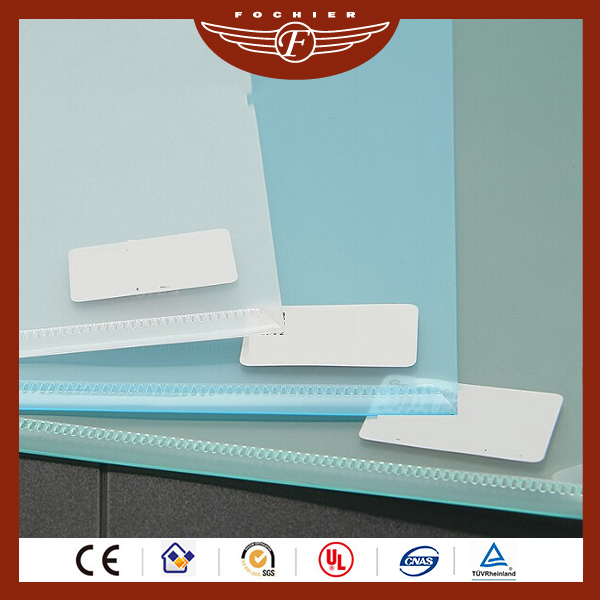 Plastic Type PVC Rigid PVC Sheet for A4 Binding Cover