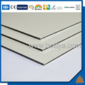 Manufacturers prices 3mm aluminum composite panel for building