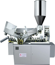 Toothpaste Filling and Sealing Machine for tubes
