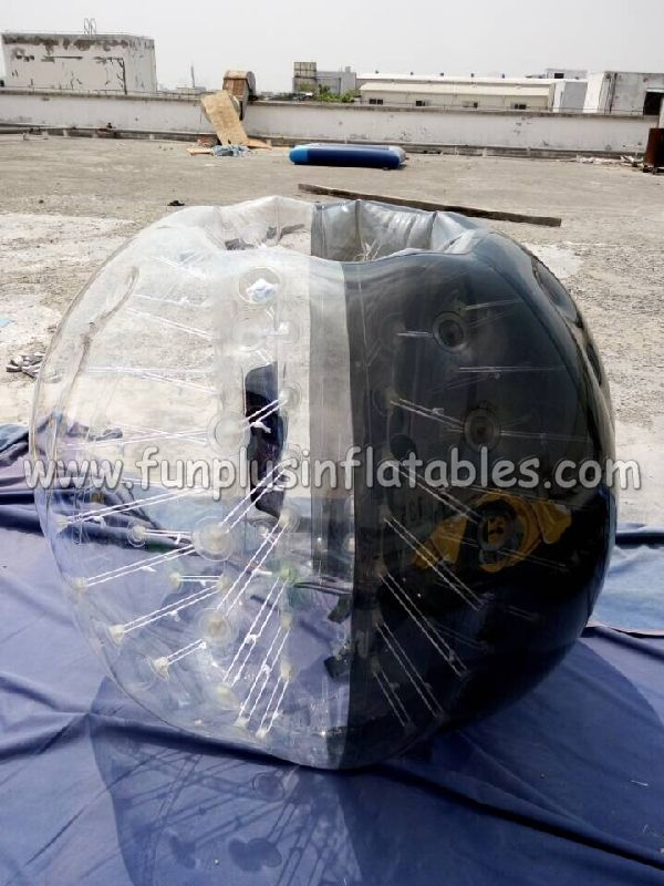 Fashionable soccer zorb ball/bumper ball inflatable ball F7078
