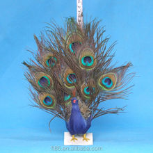 stuffed peacock simulation decorative large stuffed peacock christmas decorations