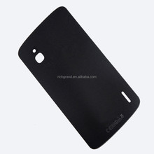 OEM Back Door Battery Cover Glass lens for LG Google Nexus 4 E960 Black