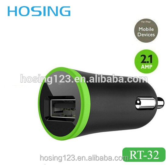 Best Quality Well-saled Factory Supply Car Charger Adapter/phone Charger Made in China