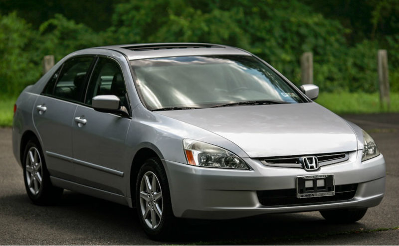 2003 Honda Accord EX V6--$2,000---