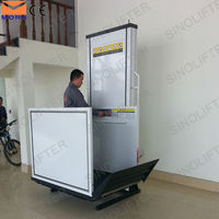 1.5m hydraulic PWD lift