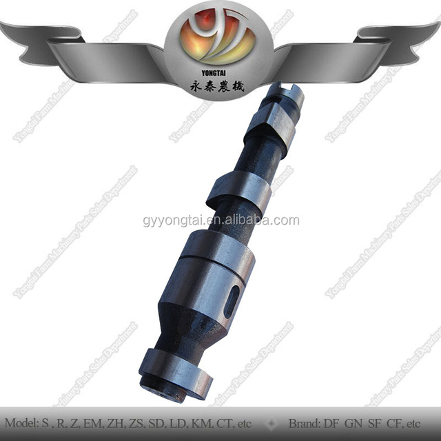 Agriculture machinery parts camshaft for tractor engine