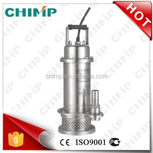 high pressure booster water pump
