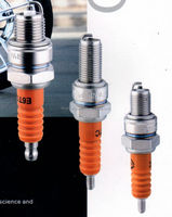 Motorcycle Spark plug for A50, A80, A100, AX100, AX115, C70, C90, CN125, ER100, ETC