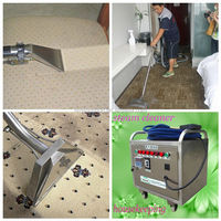 2015 CE 6kw 8bar mobile portable mini size steam commercial carpet cleaning machines