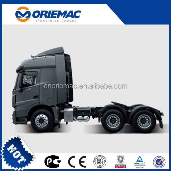 BEIBEN 6x6 all wheel drive tractor truck ND42400L27J