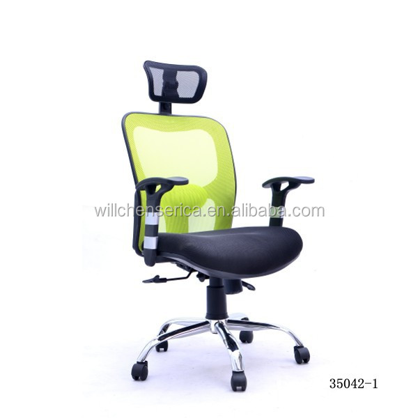 35042-1 High Back Mesh Office Chair, Meeting Chair, Executive Office Chair