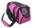 Open Top Soft Sided Airline Approved pet products dog and cat carrier