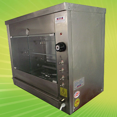 Overtop Chicken Rotisseries Machines