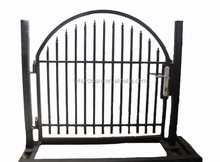 China factory produce lowes iron gates with low price