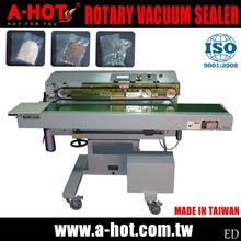 Counter Horizontal Nozzle Vacuum Band Rotary Sealer