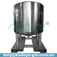 1500L stainless steel wine vessel