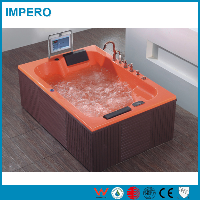 High Performance In the latest fashion indoor bathtub