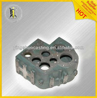 High quality spheroidal graphite iron tractor gearbox