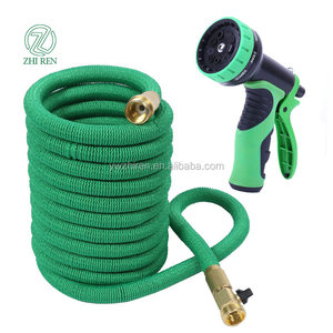 Wholesale Agriculture Water Pipe Magic Hose 2018 Garden Tools pressure expandable washer hose