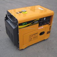 Reliable Kipor Quality 5kw generator diesel sound-proof