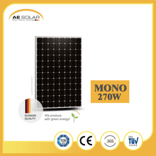 German Quality AE M5-96 Series 270W Solar Panel With Low Price