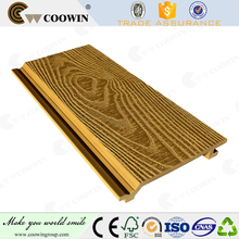 WPC wood plastic composite mobile home wall paneling