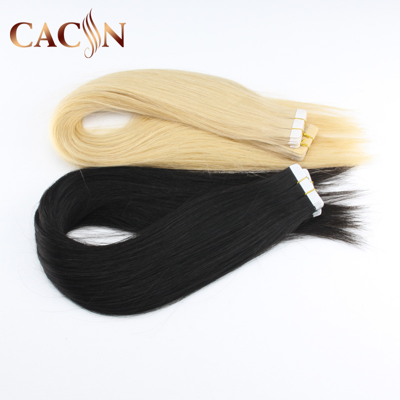 Brazilian african american human tape hair extensions, tape in hair extensions, african human hair extensions