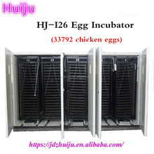 30000 eggs hatchery equipment/large poultry incubator used chicken egg incubator for sale