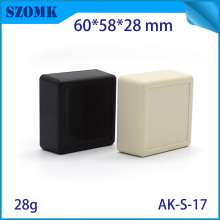 China market of electronic plastic enclosures szomk abs case for electronics power supply enclousre