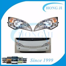 Chinese bus front light 4121-00131 for Yutong ZK6998 headlights