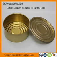 Tinplate Sheet Type and T2 Hardness canned tuna with price