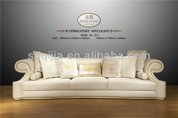 Hot Moderne Haut De Gamme Style Italien De Luxe Blanc